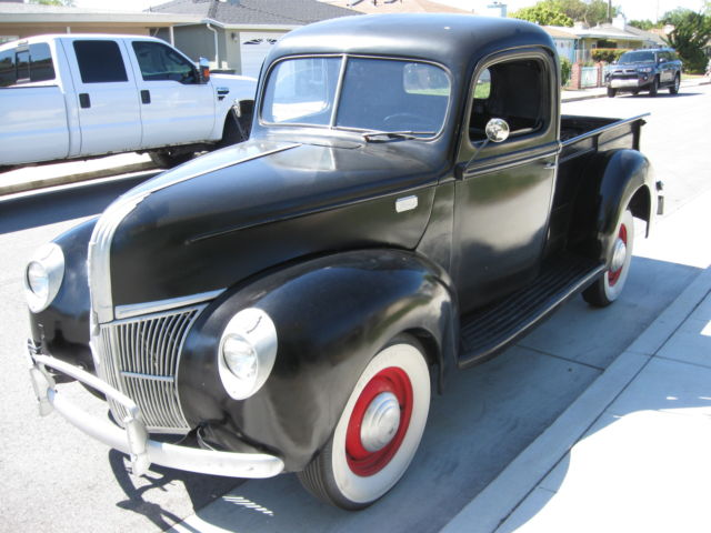 1940 FORD PICKUP 1941 FORD for sale in San Mateo, California
