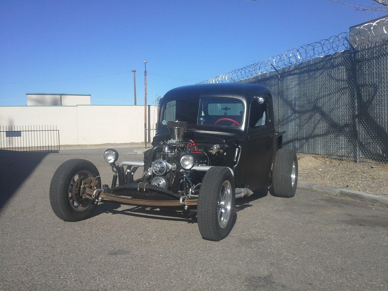 1940 Ford Pickup Truck Rat Rod Hot Gasser No Reserve For Sale In 1948