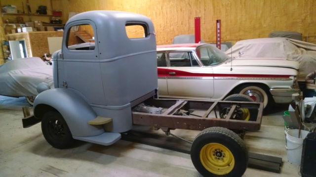 1940 Gmc Cab Over Coe Truck 1939 1941 1946 1947 1948 1949