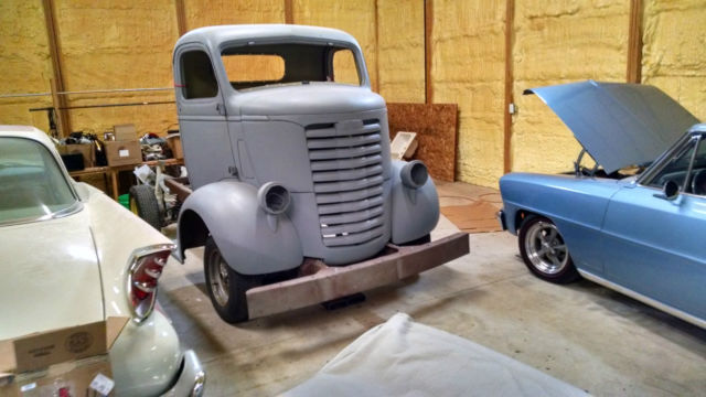 1940 Gmc Cab Over Coe Truck 1939 1941 1946 1947 1948 1949