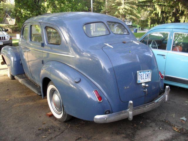 Acura Des Moines >> 1940 nash lafayette for sale: photos, technical ...