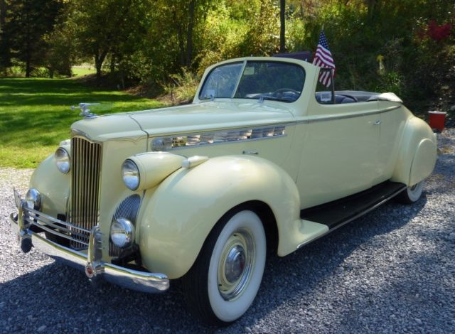 1940 Packard 110 Convertible for sale in Imperial ...