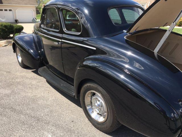 1940 pontiac business coupe for 1940 pontiac 2 door sedan