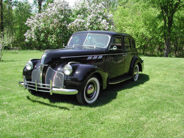 1940 Pontiac Deluxe 8 Sedan For Sale In Oxford  Michigan
