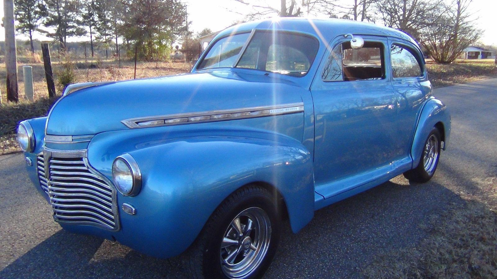 1941 Chevrolet Other & 1941 Chevrolet 2 Door Special Deluxe Monte Carlo Frame PS PB Tilt ...