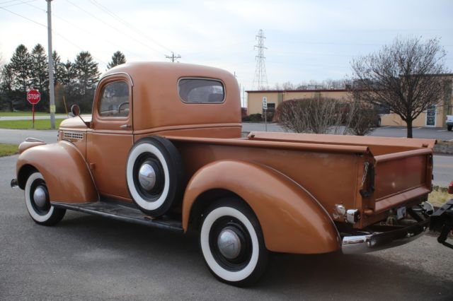 Truck Bed Mat Price >> 1941 Chevrolet Chevy Pick-Up Truck First Year of the AK Model Vintage