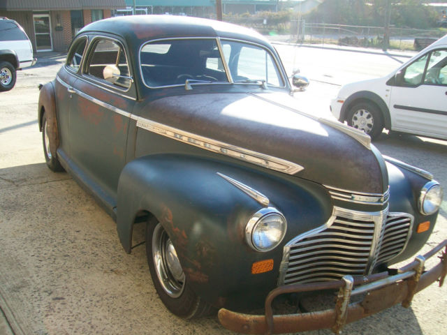 1941 chevrolet coupe patina streetrod for sale in rocky face georgia united states. Black Bedroom Furniture Sets. Home Design Ideas