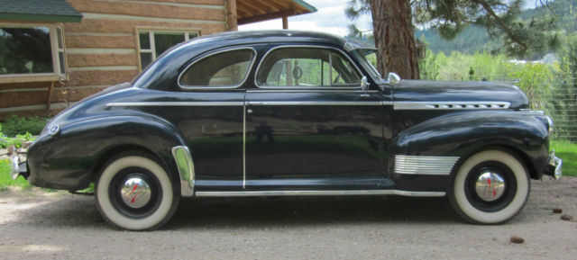 1941 CHEVROLET SPECIAL DELUXE, 5 PASSENGER COUPE for sale in Bonner