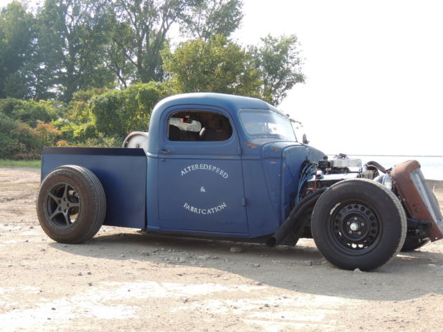 1941 Chevy Rat Rod Truck Hot Rod For Sale In Oswego New