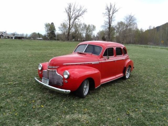 1941 chevy sedan 2500 miles 216 straight 6 manual rwd 2. Black Bedroom Furniture Sets. Home Design Ideas