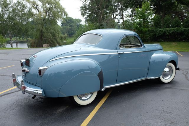 1941 chrysler royal business coupe highly original for 1941 chrysler royal 3 window coupe