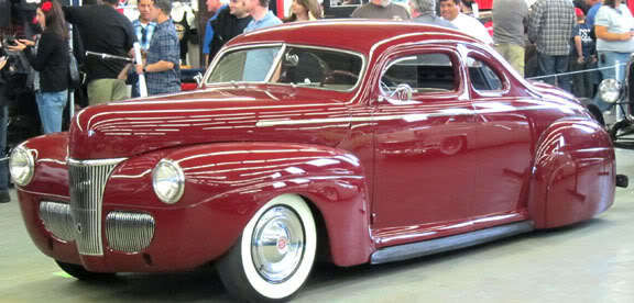 1941 ford business coupe chopped custom for sale in anaheim california united states. Black Bedroom Furniture Sets. Home Design Ideas