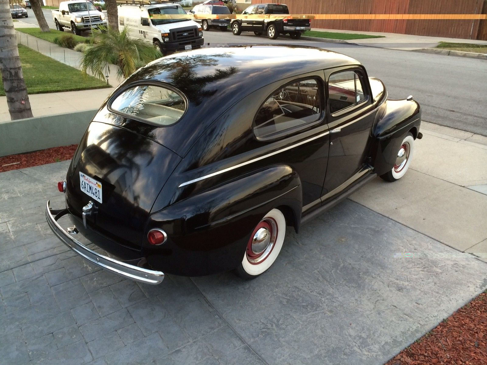 1941 Ford Sedan Survivor Hot Rod Classic 1936 1939 1940 1949 1932 Truck 1934 1929 1950 For Sale In Orange California United States