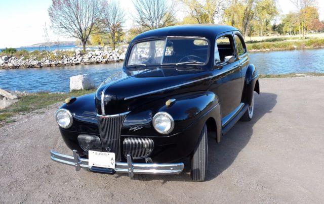 1941 Ford Tudor V8 Flathead For Sale Photos Technical