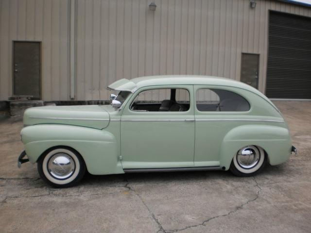 1941 Fordsuper Deluxe Customstreet Rodrat Rod For Sale In Ford Tudor Other
