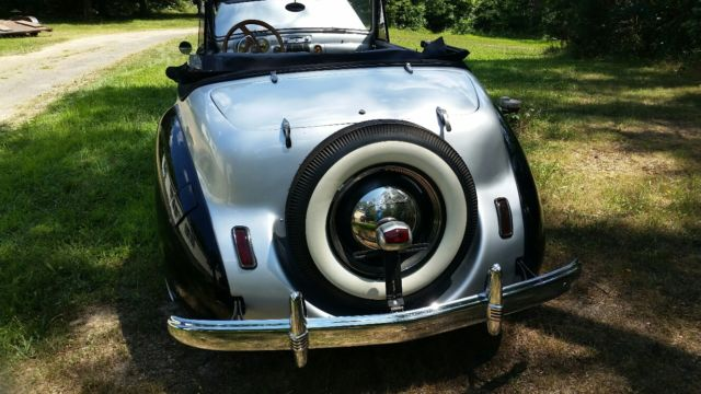1941 lincoln continental cabriolet convertible for sale in martinsburg west virginia united states. Black Bedroom Furniture Sets. Home Design Ideas