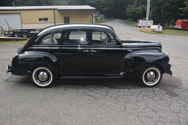 1941 plymouth special deluxe 4 door sedan collector car for 1941 chevy special deluxe 4 door sedan