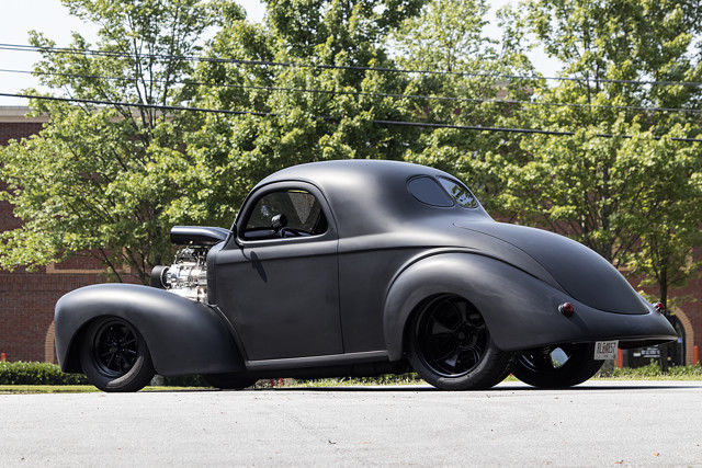 1941 Willys Coupe SBC 350 Supercharged Professional