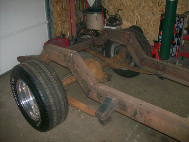 1941 Willys Gasser For Sale In Prudenville Michigan