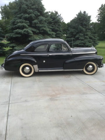 1942 Chevrolet 5-Window Master Deluxe Business Coupe for