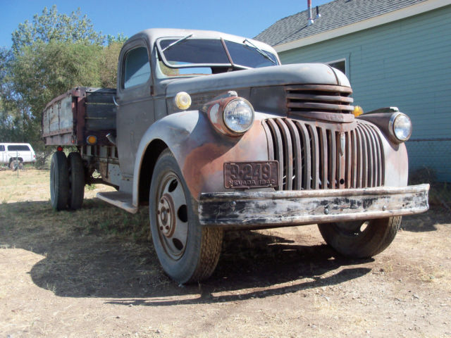 1942 Chevy 1 1 2 Ton Truck For Sale Photos Technical