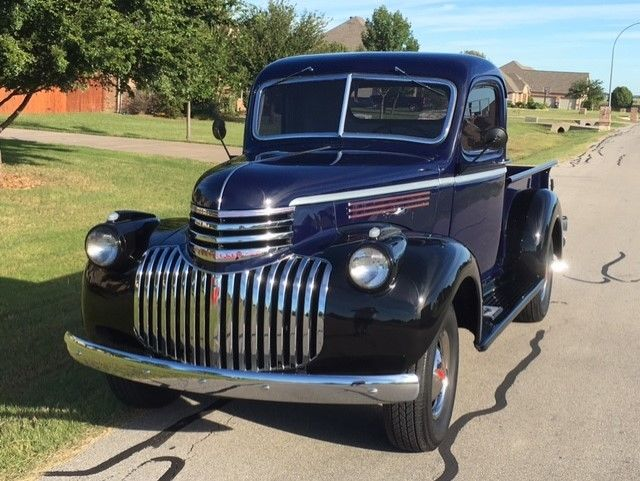 1942 Chevy Pickup 1 2 Ton For Sale Photos Technical