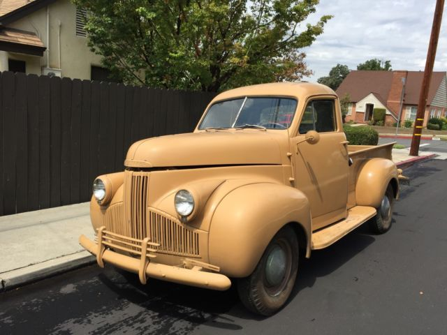 1942 Studebaker M5 Pick Up Truck 1 2 Ton For Sale In Los