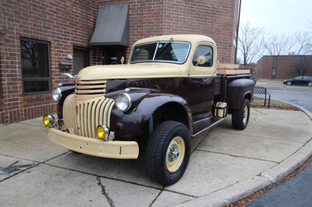 1940 Chevy Truck >> 1946 Chevrolet Other Pickup 4x4 1941 1942 1943 1944 1945 ...
