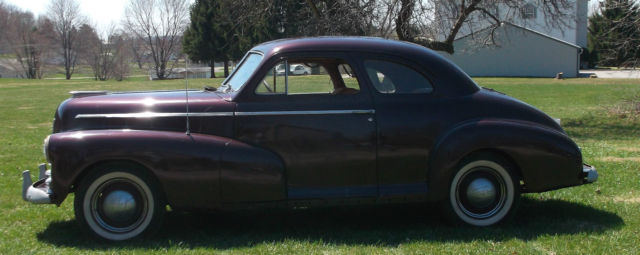 1946 Chevy Fleetmaster Coupe For Sale In New Castle