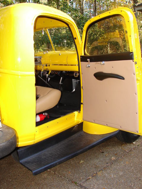 1946 Chevy Truck 1 Ton Flatbed A/C Automatic 350 Chevy ...
