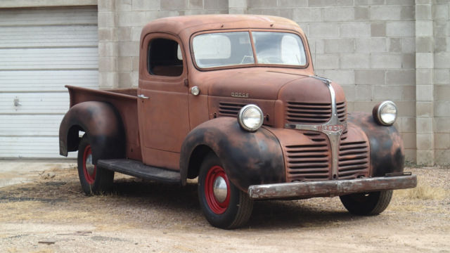1946 dodge truck wc 1 2 ton pickup for sale in tucson arizona united states. Black Bedroom Furniture Sets. Home Design Ideas
