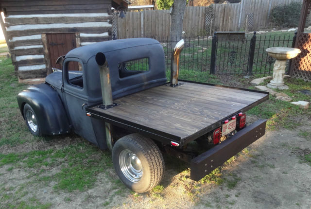 1946 ford rat rod pickup truck hot rod for sale in greensboro north carolina united states. Black Bedroom Furniture Sets. Home Design Ideas
