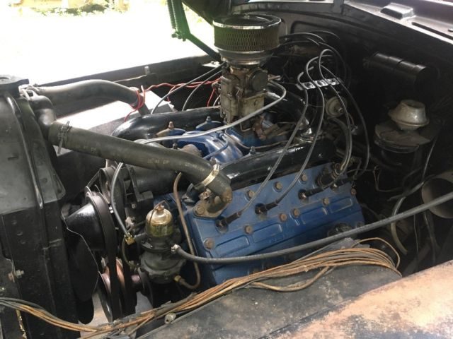 What To Do With Old Car Seats >> 1947 Cadillac 4 door sedan, new 346 flathead V8 for sale ...