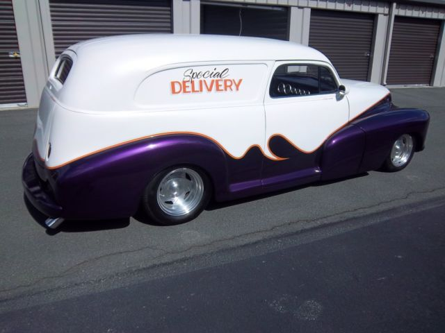 1947 chevy custom 39 one of a kind show 39 car. Black Bedroom Furniture Sets. Home Design Ideas