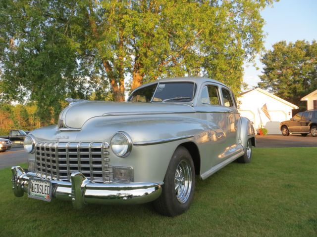 1947 dodge sedan streetrod for sale in durham  maine