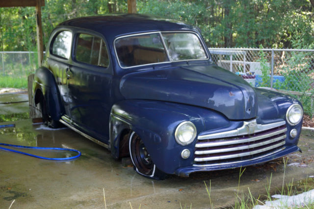 1947 ford 2 door sedan great project to finish for sale in for 1947 ford 2 door