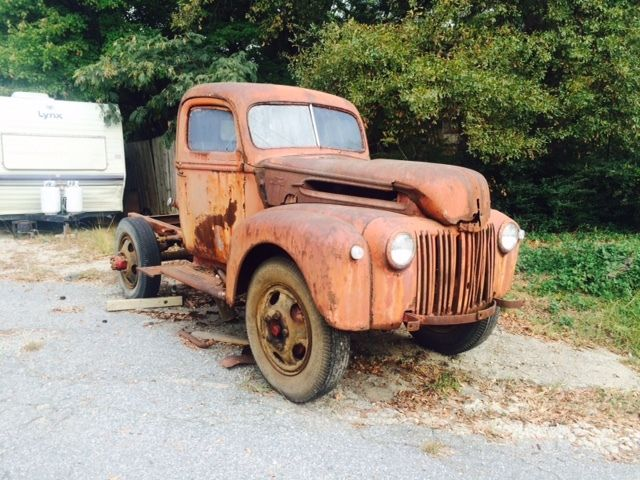 1947 ford f3 f4 1 ton or 1 5 ton rat rod or hot rod