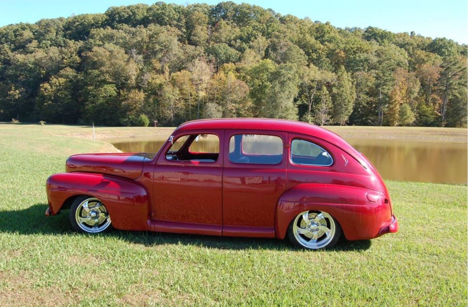 1947 Ford Sedan, Street Rod, Hot rod, Rat rod, Classic for sale in ...