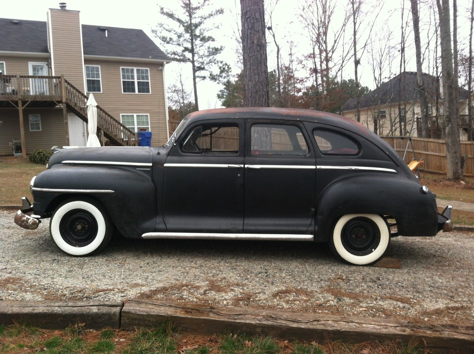 Custom Chopped 1947 Plymouth Deluxe For Sale In Lemon Grove 1941 Coupe P 15 Special