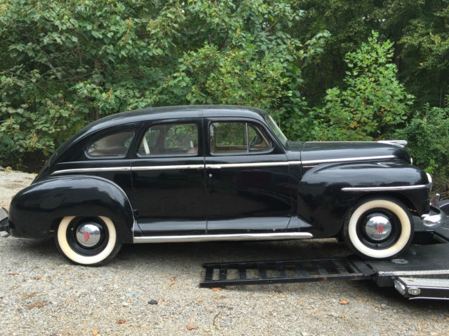 1947 Plymouth Special Deluxe 4 Door Suicide Doors For