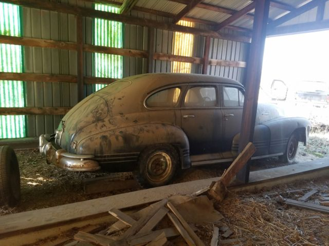 1947 Pontiac Streamliner Project Solid 1941 1942 1943 1944