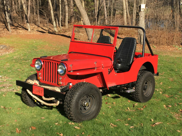 1947 willis cj2a sbc v8 4x4 not jeep for sale in southbury connecticut united states. Black Bedroom Furniture Sets. Home Design Ideas