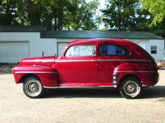 1948 2 door ford sedan car for sale in silas alabama for 1948 ford two door sedan