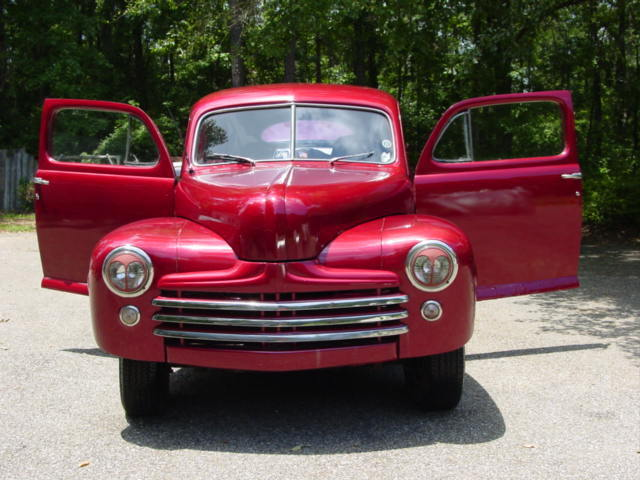 1948 2 door ford sedan car for sale in silas alabama for 1948 ford 2 door coupe