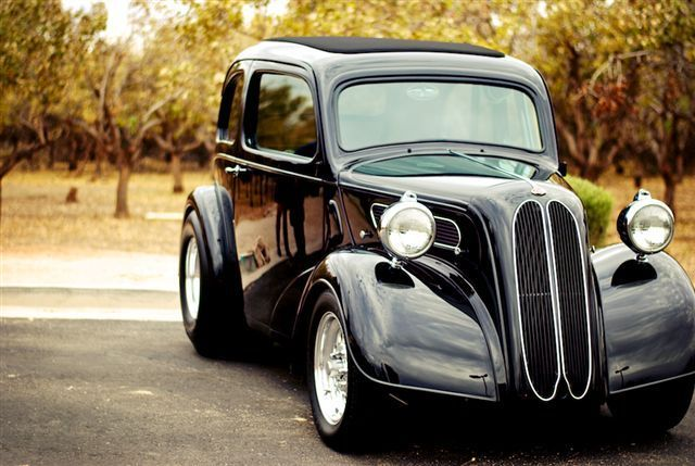 1948 British Ford Quot Anglia Quot Street Rod For Sale Photos