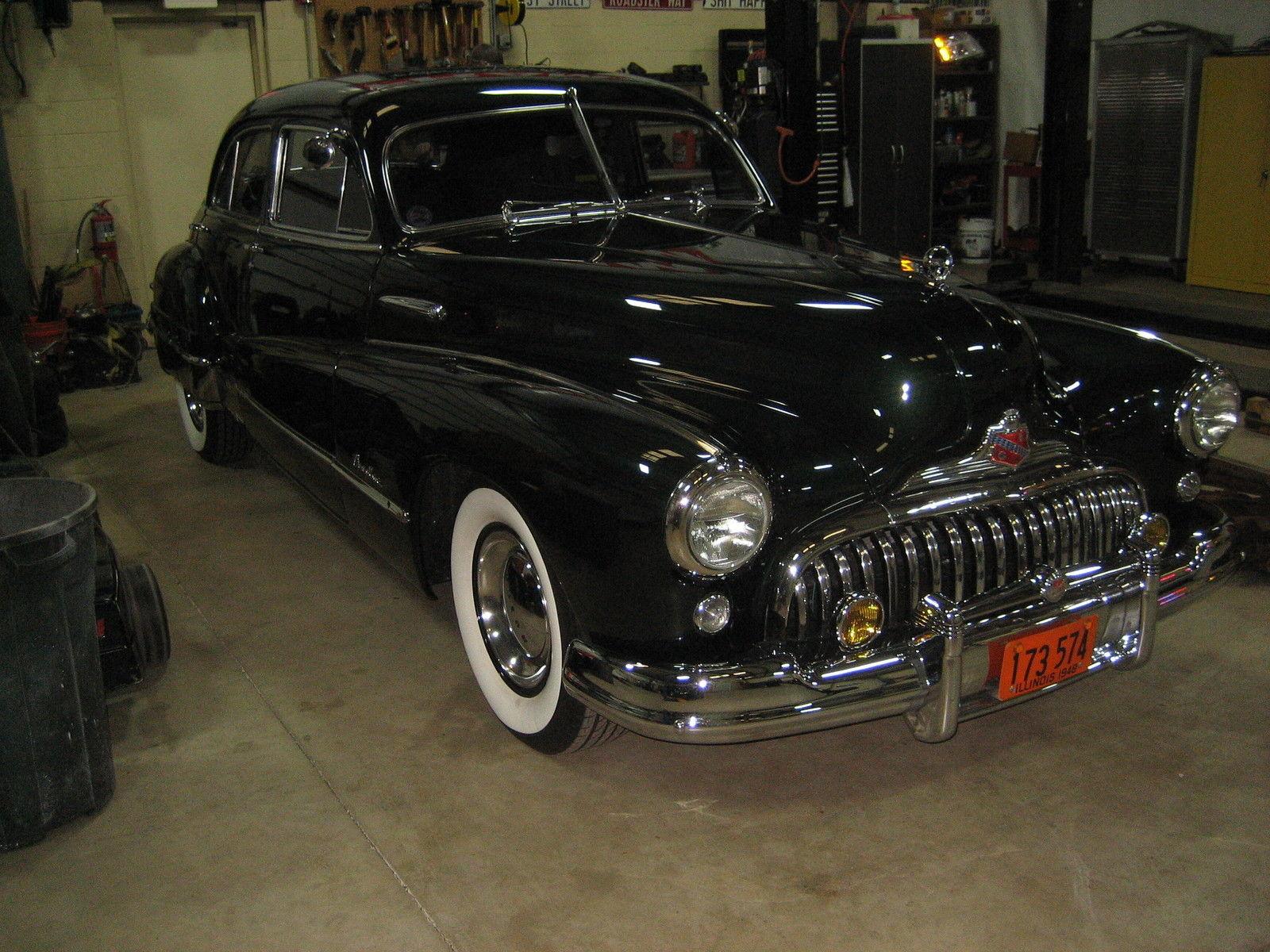 1948 Buick Roadmaster 4 Door Resto Rod For Sale In