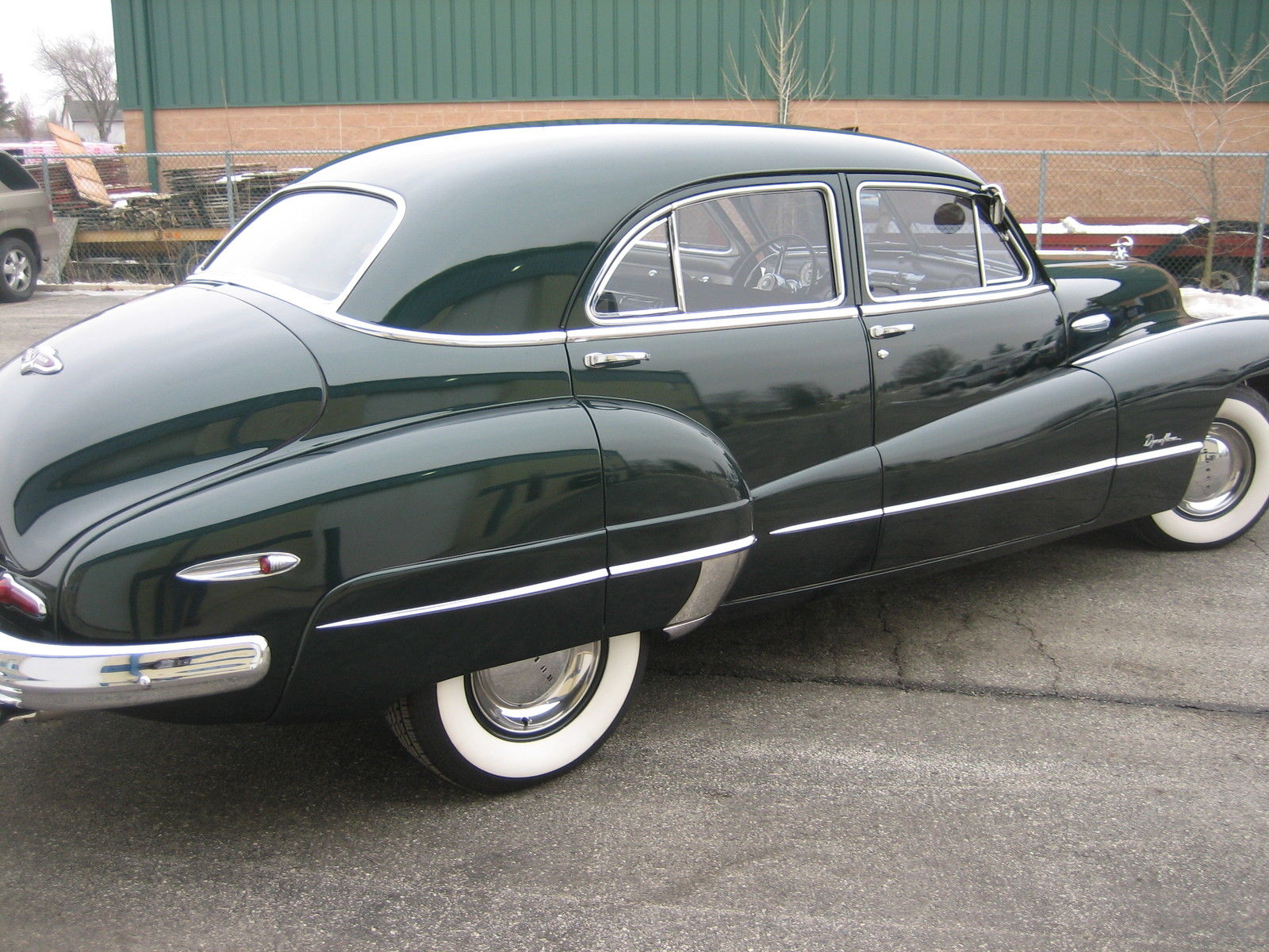 1948 buick roadmaster 4 door resto rod for sale in