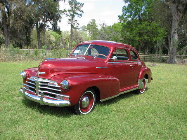 Jim Click Used Cars >> 1948 Chevrolet Other StyleMaster Business Coupe