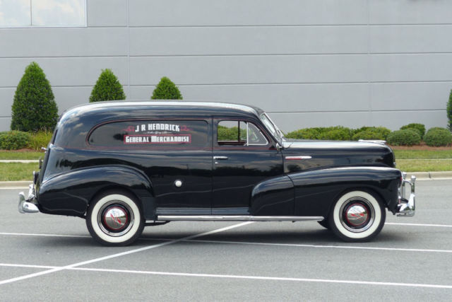 1948 Chevrolet Stylemaster Sedan Delivery for sale: photos