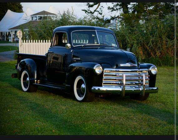 1948 chevy 3100 5 window pickup truck for sale in new hyde for 1948 5 window chevy truck sale
